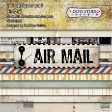 7 Dots Studio - Air Mail - Designer Pad