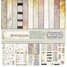 7 Dots Studio - Dreamscapes - Collection Kit