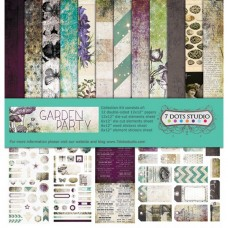 7 Dots Studio - Garden Party - Collection Kit