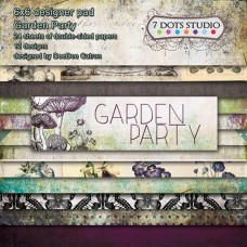 7 Dots Studio - Garden Party - Designer Pad