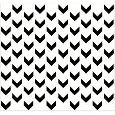 7 Dots Studio - Hazy Days - Chevron Stencil