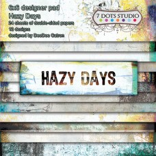 7 Dots Studio - Hazy Days - Designer Pad