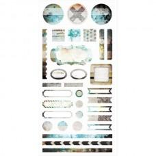 7 Dots Studio - Hazy Days - Elements Stickers