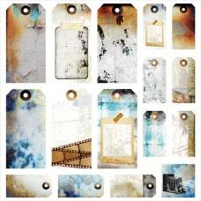 7 Dots Studio - Hazy Days - Tags