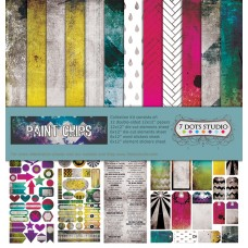 7 Dots Studio - Paint Chips - Collection Kit