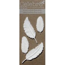 Celebr8 - Resin Embellishment - Feathers