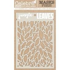 Celebr8 - Stencil - Jungle Leaves