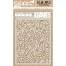 Celebr8 - Stencil - Autumn Leaves