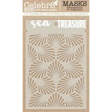 Celebr8 - Stencil - Sea Treasure