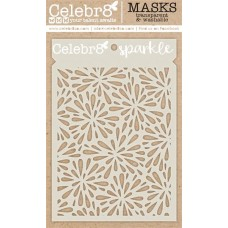 Celebr8 - Stencil - Sparkle