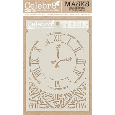 Celebr8 - Stencil - Time