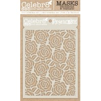 Celebr8 - Stencil - Rose Mesh