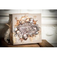 Art Dorota Classes and Kits - Winter Memories Album - online class + kit