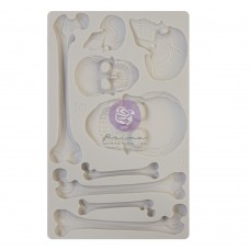 Prima - Finnabair Mould - Skull and Bones