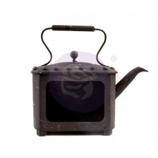 Prima - Altered Metal Frame - Rusty Teapot