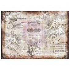 Prima - Finnabair Tissue Paper - Romantica