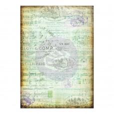 Prima - Finnabair Tissue Paper - Musica