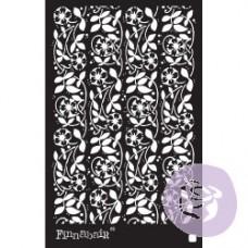 Prima - Finnabair Stencil - Passiflora