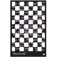 Prima - Finnabair Stencil - Mind Games