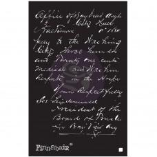 Prima - Finnabair Stencil - Read My Letter