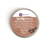 Prima - Art Alchemy - Metallique Wax - Rose Gold