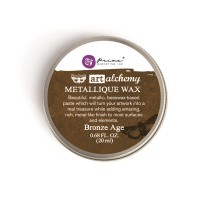 Prima - Art Alchemy - Metallique Wax - Bronze Age