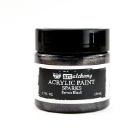 Prima - Art Alchemy - Sparks - Raven Black