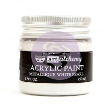 Prima - Art Alchemy - Metallique - White Pearl