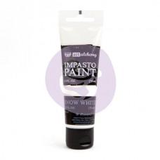 Prima - Art Alchemy - Impasto Paint - Snow White