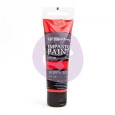 Prima - Art Alchemy - Impasto Paint - Poppy Red