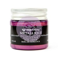 Prima - Art Alchemy - Metallique - Romance Pink