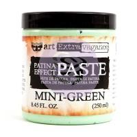 Prima - Art Extravagance - Patina Effect Paste Big Jar - Mint-Green