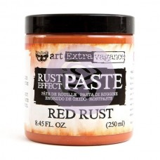 Prima - Art Extravagance - Rust Effect Paste Big Jar - Red Rust