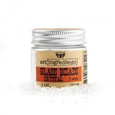 Prima - Art Ingredients - Glass Beads - Crystal big