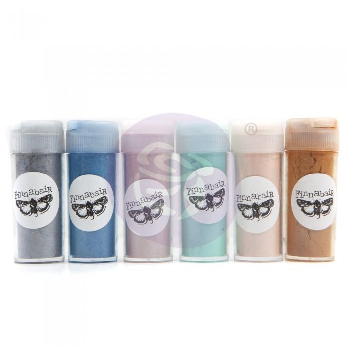 Prima Marketing Finnabair Art Ingredients Mica Flakes Jar Your Choice of Color