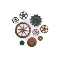 Prima - Finnabair - Mechanicals - Machine Parts