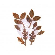 Prima - Finnabair - Mechanicals - Woodland Leaves