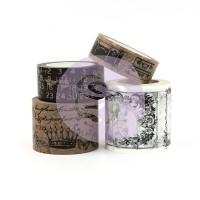 Prima - Washi Tape Set - Fancy Letters
