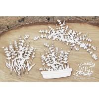 Scrapiniec - Lavender Mist - Bouquets