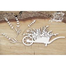Scrapiniec - Lavender Mist - Wheelbarrow