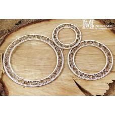Scrapiniec - Monograce - Round Frames