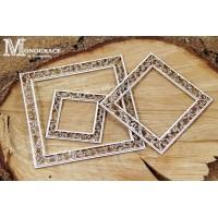 Scrapiniec - Monograce - Square Frames