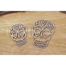 Scrapiniec - Mehendi - Skulls
