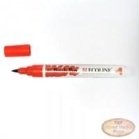 Ecoline Brush Pen - Burnt Sienna 411