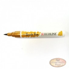 Ecoline Brush Pen - Deep Ochre 407