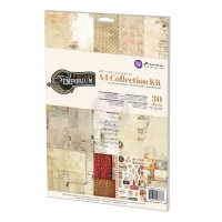 Prima - Vintage Emporium - A4 Collection Kit