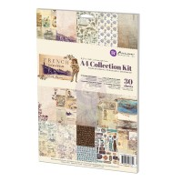 Prima - French Riviera - A4 Collection Kit