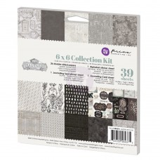 Prima - Salvage District - 6x6 Collection Kit