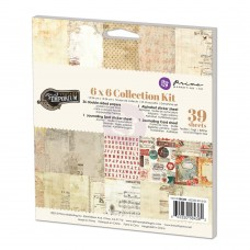 Prima - Vintage Emporium - 6x6 Collection Kit