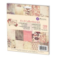 Prima - Tales of You & Me - 6x6 Collection Kit